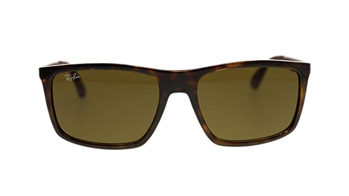 3869856c82 Image Unavailable. Image not available for. Colour  Ray Ban Mens Sunglasses  RB4228 710 83 Light Havana Brown ...