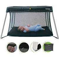 Vee Bee Amado Newborn/Baby Portacot Travel/Foldable/Portable Cot/Bed/Mattress