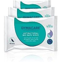 DYMACARE Toallitas antibacterianas baño en cama - Desinfección