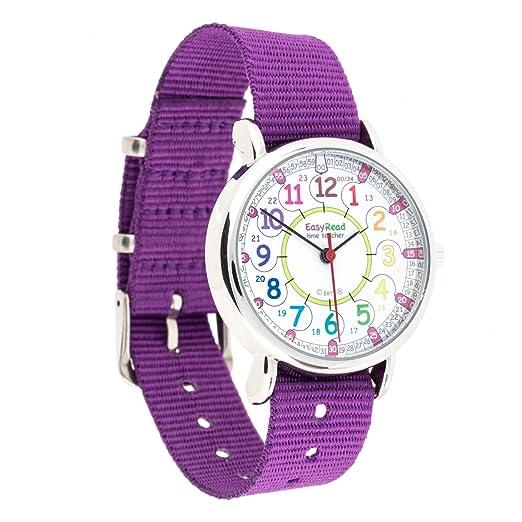 10 opinioni per Orologio per bambini EasyRead Time Teacher, Digitale con indicazione 12 e 24
