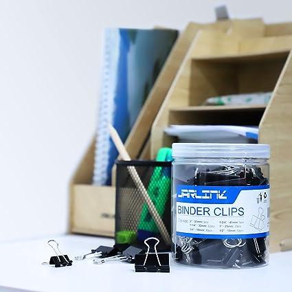 長尾夾幾乎是居家、辦公室必備的小物。|圖片來源:Amazon