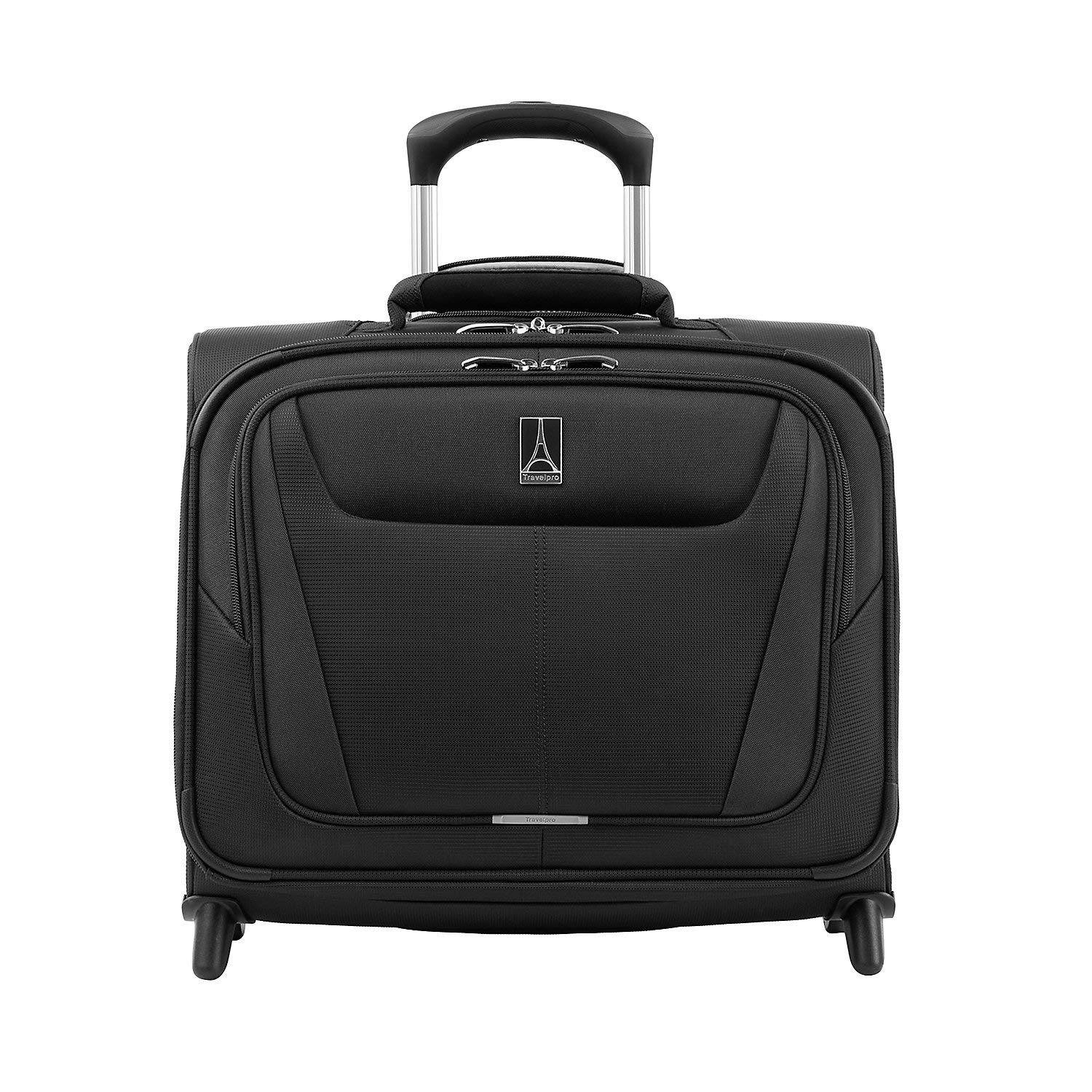 Travelpro Rolling Tote with 2 Wheels Carry-on Maxlite 5 Extra Small 32 Liter Polyester