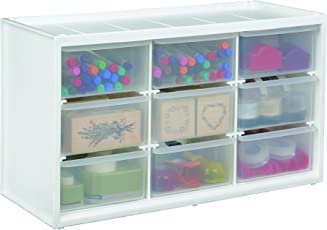 Ordinaire ArtBin Store In Drawer Cabinet; 9 Art And Craft Supply Storage Drawers,