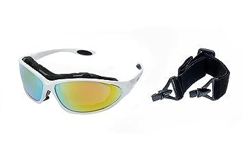 Ravs Unisex Sportbrille Schutzbrille für Wintersport Skibrille vBfBhEHEAO