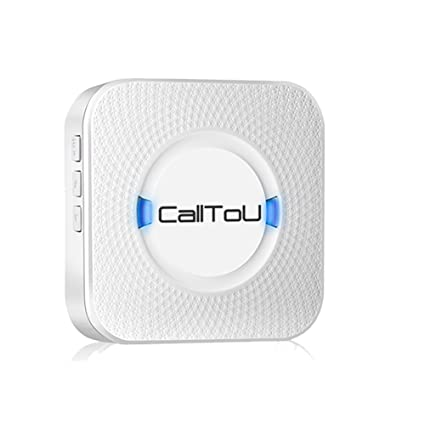 Merveilleux CallToU Wireless Caregiver Pager Calling System Door Chime Entrance Chime  Entry Alert For Home Retail Store