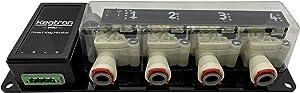 Kegtron Pro - Smart Keg Monitor, Quad Tap