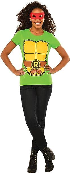 Amazon.com: Rubies - Disfraz de Rafael de las Tortugas ...