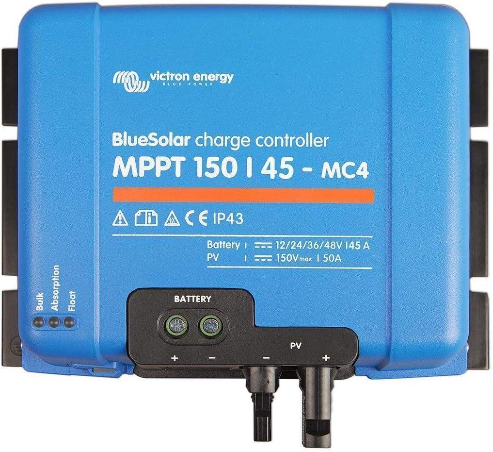 Maximum Power Point Suivi Chargeur Solaire Contrôleur Batterie 12V//24VDC 10A//20A régulateur USB sortie 5 V