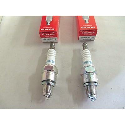 Honda 98056-55777 Spark Plug CR5HSB - 2 Pack: Garden & Outdoor