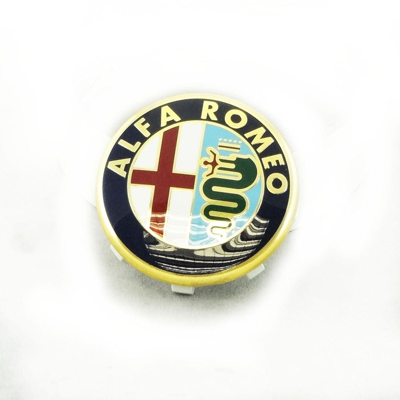 Brand New Genuine Alfa Romeo Alloy Wheel Centre Cap 60652886 Alfa Romeo 147 2001-2005 2005-2008 // 159 1999-2003 1999-2000 // 166 1999-2003 1999-2000 // 159 // 146 // 159 // 145 // 156 Bz // 156 Ds 2008-2010 2010-2011 // 156 1998-2007 2000-2010