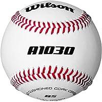 Wilson A1030 Raised Seam Official League Baseball Ball