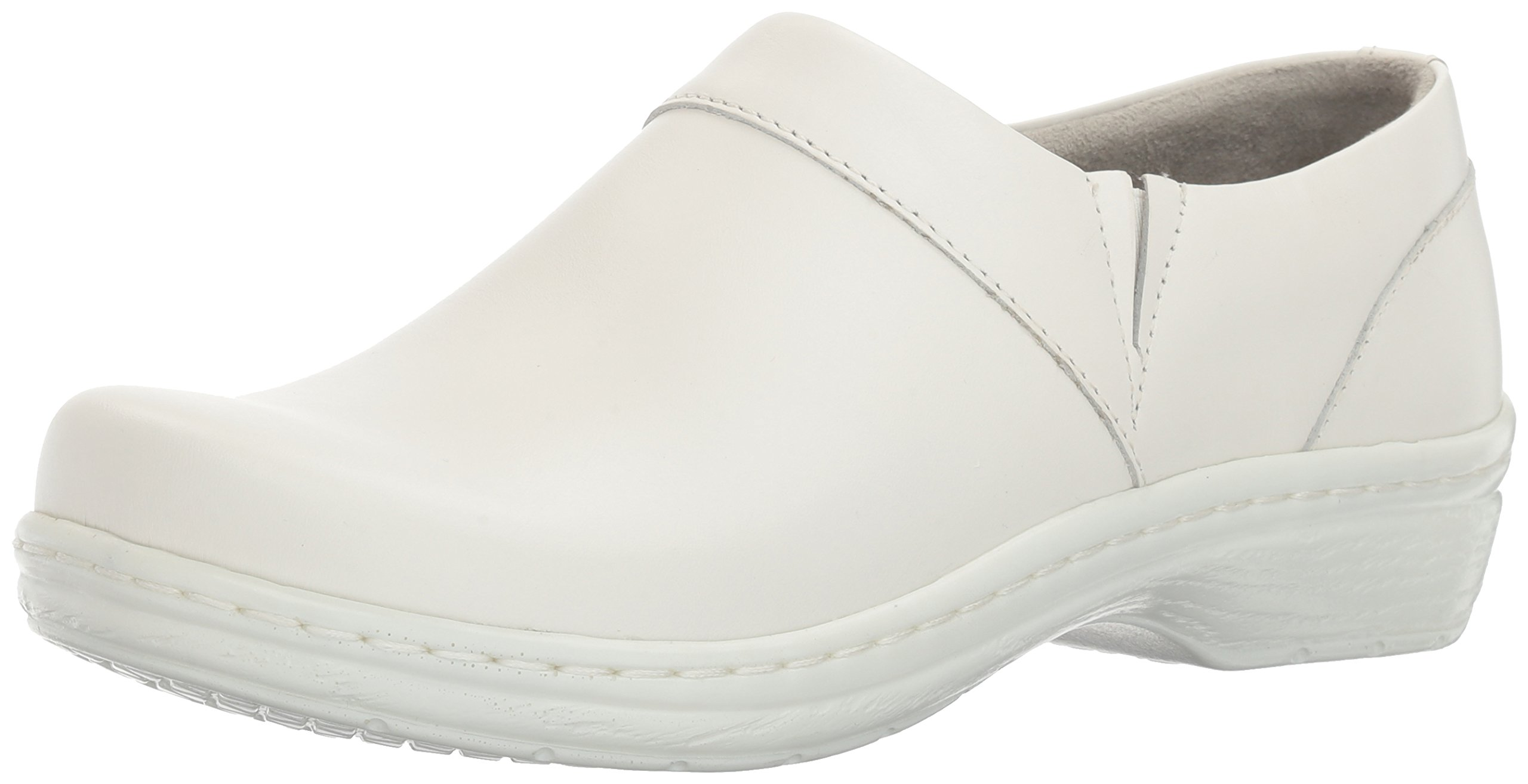 Klogs USA Women's Mission Clog,White,11 M US