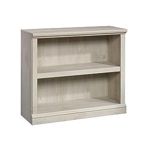 Sauder Bookcase, Chalked Chestnut finish