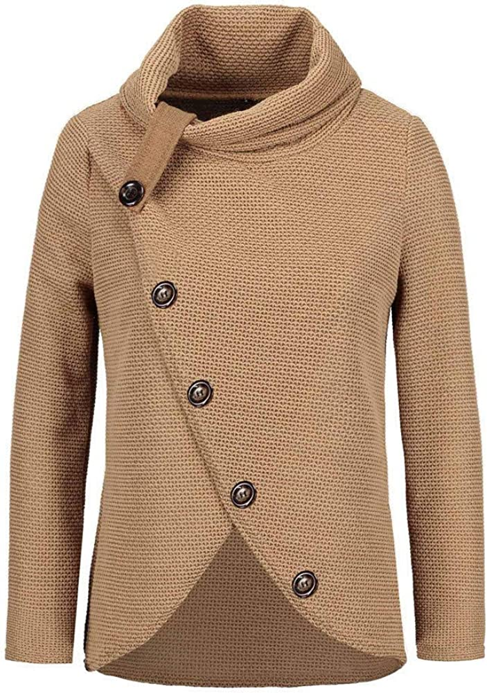DEELI Cardigan Donna Invernale Elegante Maglione Invernale Taglie Forti Maglioni Maglieria Maglieria Giacca Knitted Pullover Cappotto Donna