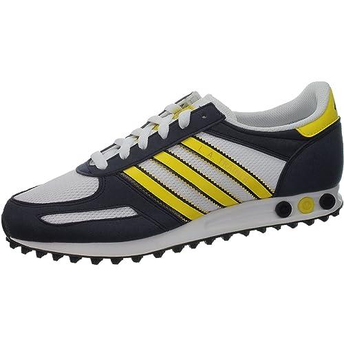 adidas la trainer gialle