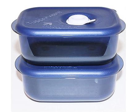 Tupperware Vent N Serve - Juego de 2 recipientes ...