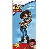 Simplicity Disney - Parche bordado (tamaño grande), diseño de Woody, multicolor