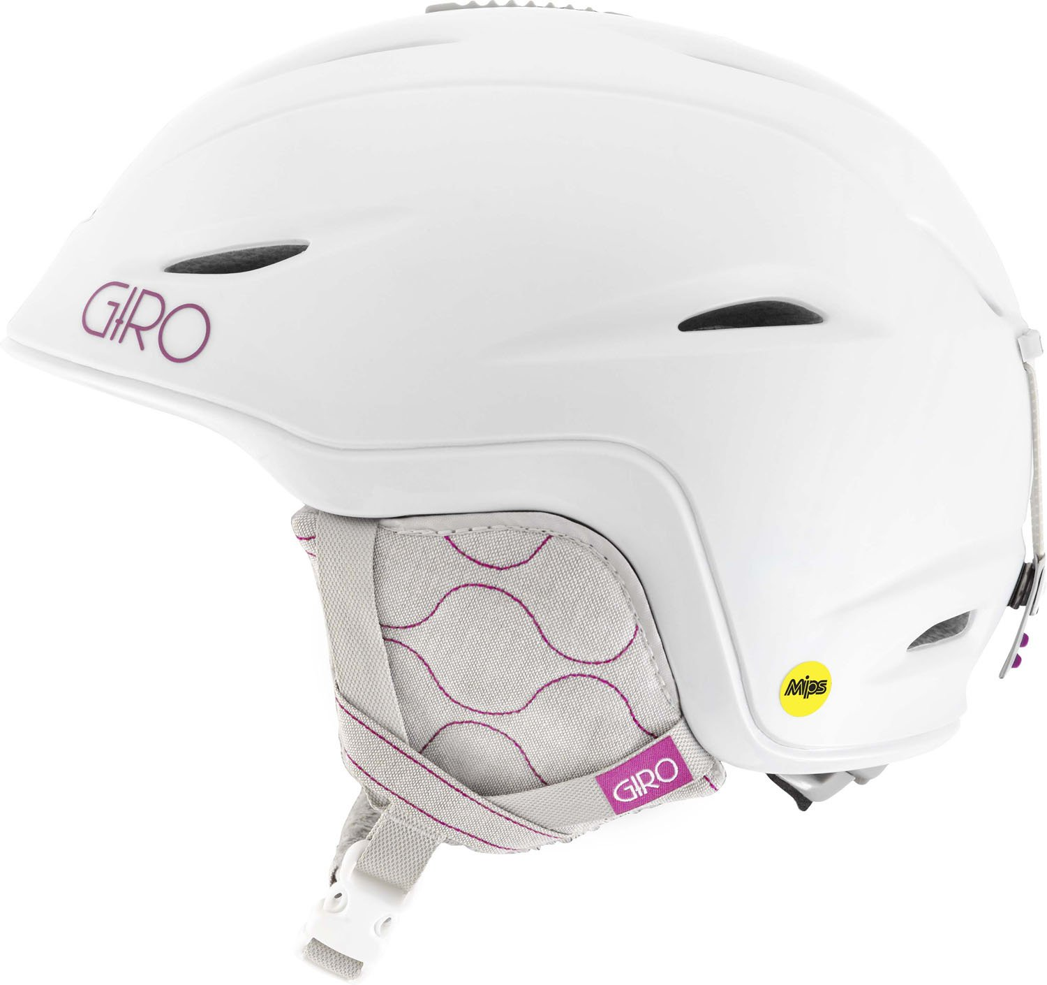 Giro Fade MIPS Snow Helmet - Women's Matte White Medium by Giro
