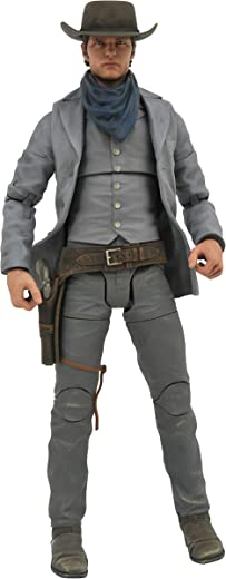 DIAMOND SELECT TOYS Westworld: Teddy Action Figure