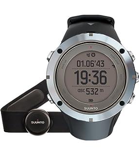 SUUNTO Ambit3 Run White Reloj de Carrera GPS, Unisex, Blanco ...