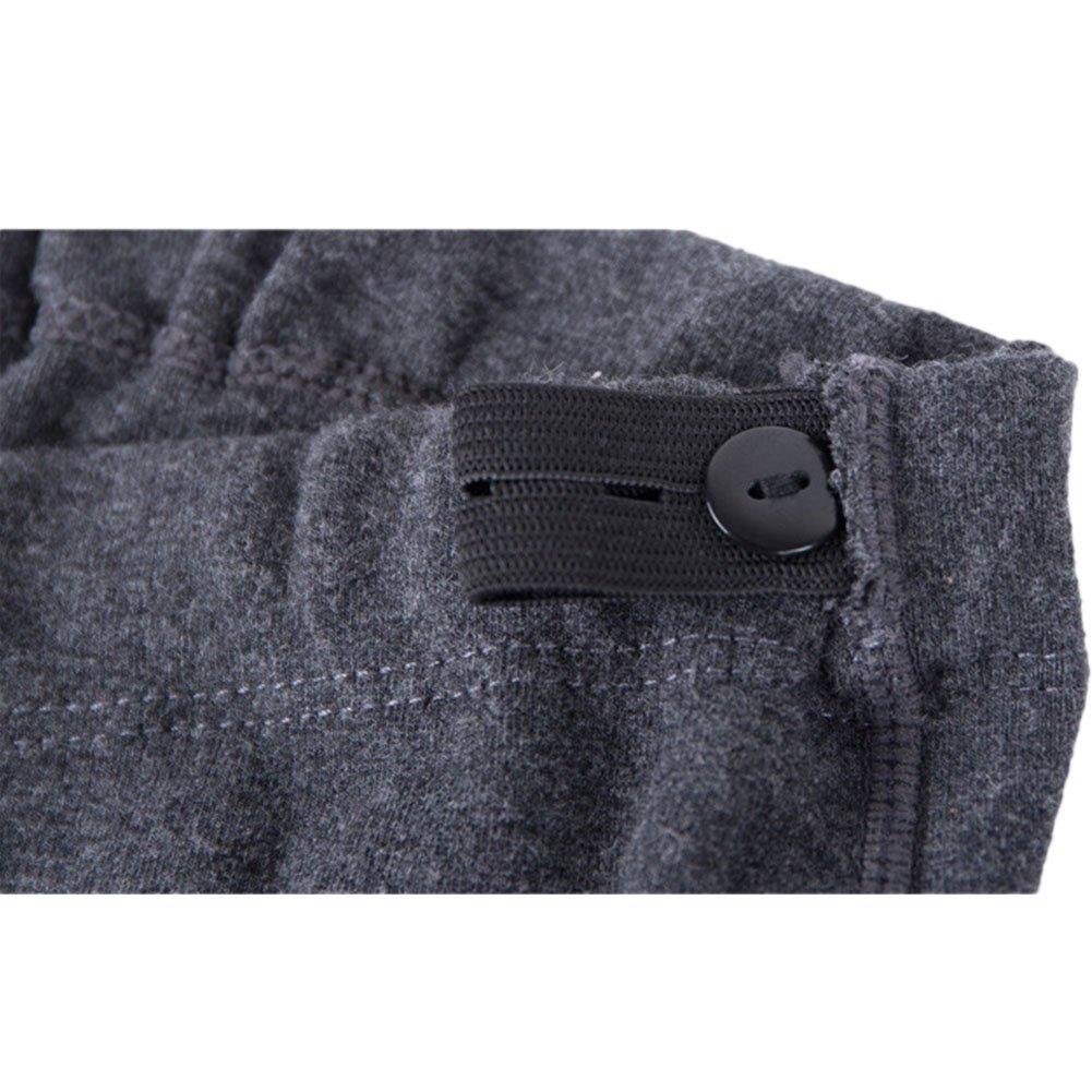Dintang Maternidad ajustable cintura Gruesa algod/ón polainas Legging mujeres embarazadas premam/á pantalones