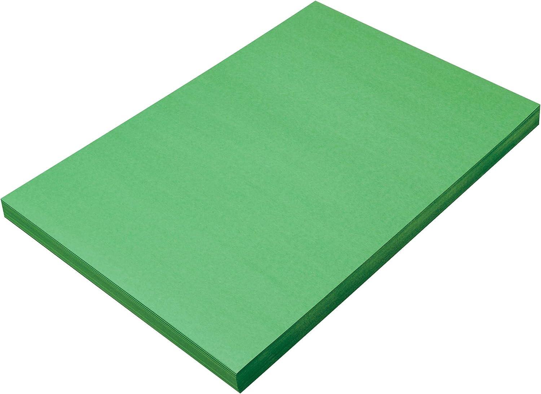 "White SunWorks Construction Paper 12/"" x 18/"" 50 Sheets"