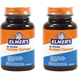 Elmer's No-Wrinkle Rubber Cement (2-Pack)