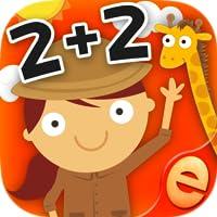 Juegos De Matemáticas De Los Animales Para Los