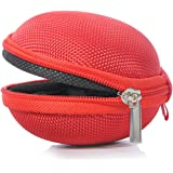 Carrying Hard Case Bag for Earphone Headphone iPod MP3