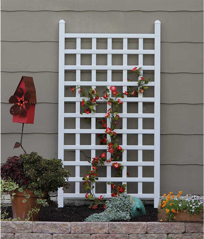 Amazon Com Dura Trel 11160 Country Garden Trellis Trellis