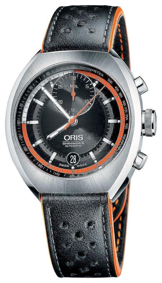 [オリス]ORIS 腕時計 クロノリス (キット付) 672 7564 4154 メンズ [正規輸入品] B0013TS6BW