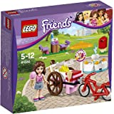 LEGO 41030 - Friends La Bici Dei Gelati di Olivia