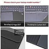 Lenovo ThinkPad X1 Yoga 2017 Case, PU Leather Folio