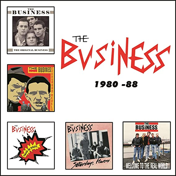 1980-88 (Clamshell Boxset) (5CD)