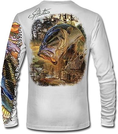 Jason Mathias Strike Zone Bass LS High Performance Shirt