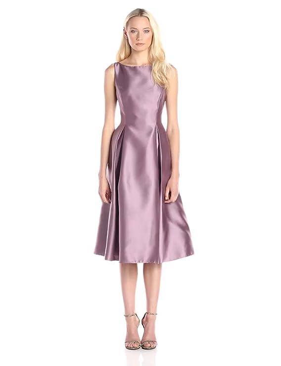 Amazon.com: Adrianna Papell Women\'s Sleeveless Mid-Length Party ...