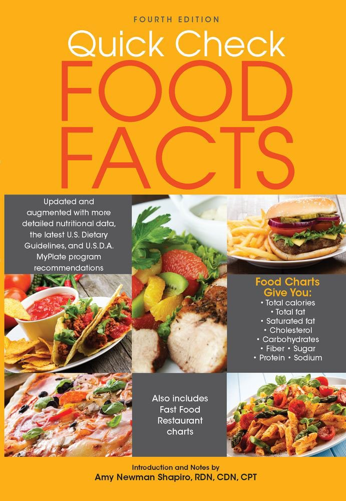 Download Quick Check Food Facts ebook