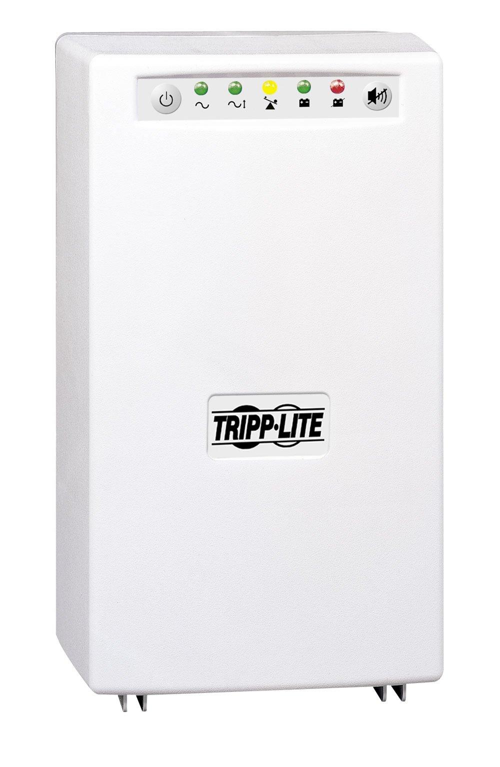 Tripp Lite SMART1200XLHG 1000VA 750W UPS Smart Tower Hospital Medical AVR 120V USB DB9, 4 Outlets
