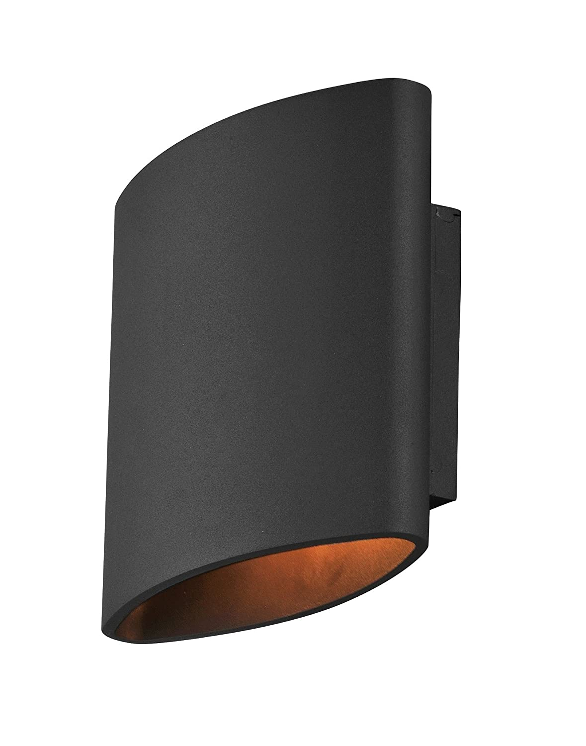 Maxim Lighting 86152ABZ Mount Lightray LED Outdoor Wall Sconce