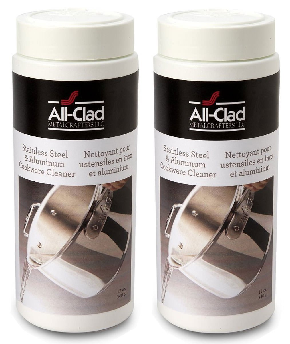 Amazon All Clad 00942 Cookware Cleaner And Polish 12 Ounce