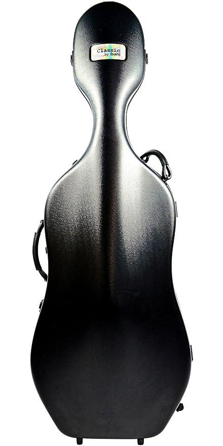 Bam 1001sw - Funda para violonchelo con ruedas negro: Amazon.es ...