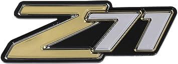 Chevy Suburban Tahoe Z71 Emblem Badge Side or Rear Genuine OEM New