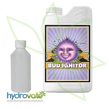 Advanced Nutrients Bud Ignitor 30 ml (decantado de 5L), cultivos hidropónicos crecer Bloom