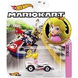 Hot Wheels 1:64 Scale Mariokart- Peach P-Wing Character Car
