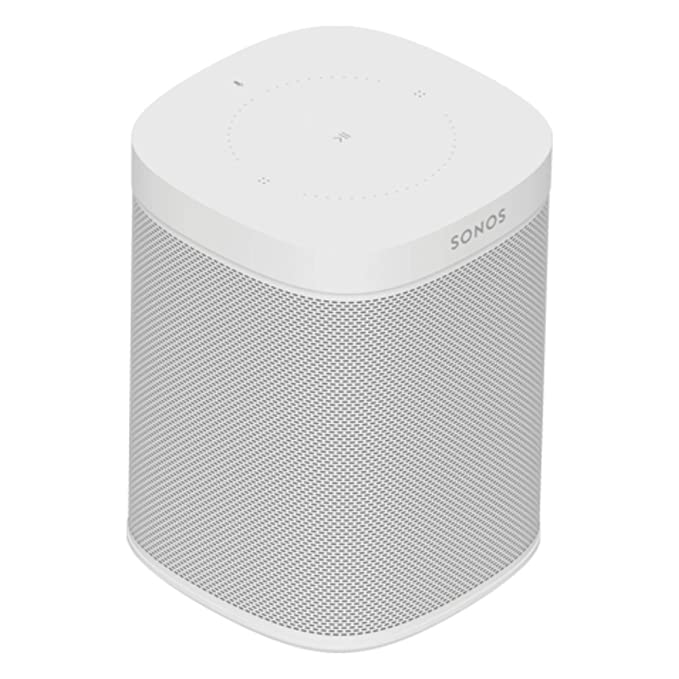 Sometimes Single Voice Is Most Powerful >> Amazon Com Sonos One The Powerful Smart Speaker With Voice Control
