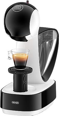 DeLonghi Dolce Gusto Infinissima EDG260.W - Cafetera de cápsulas, 15 bares de presión, color blanco: Amazon.es: Hogar