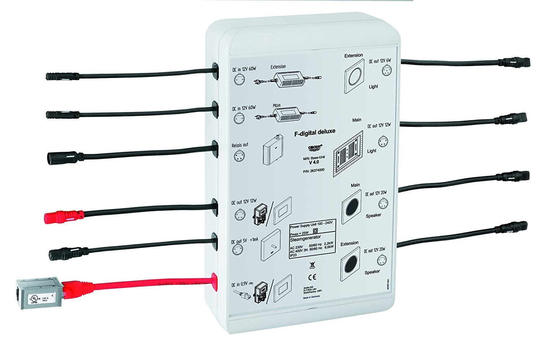 Grohe Control Unit F-Digital Deluxe - 1 26374000: Amazon.co.uk: DIY ...