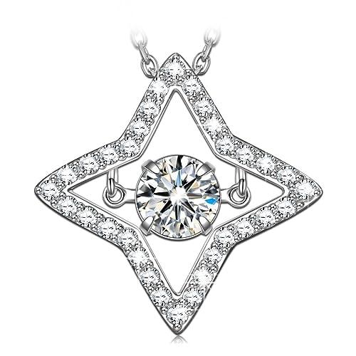 Alex Perry regalos de navidad mujer Deseando Estrella Collar ...