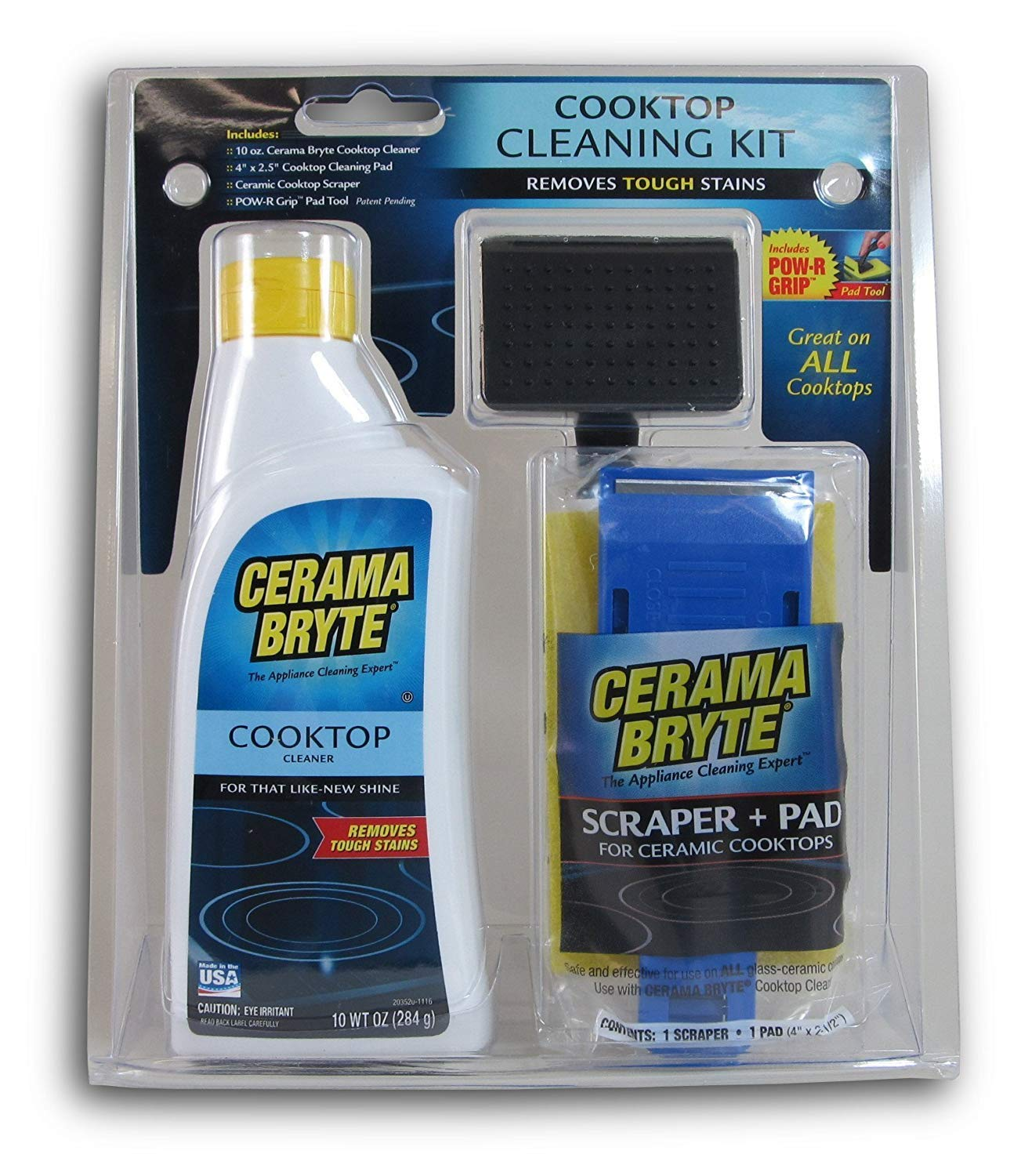 Dillsery Glass-Ceramic Cooktop Cleaner, 28 Ounce