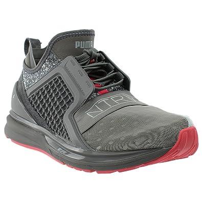 Puma x Staple Ignite Limitless Men US 13 Gray Sneakers  Amazon.co.uk ... bba57c7ed